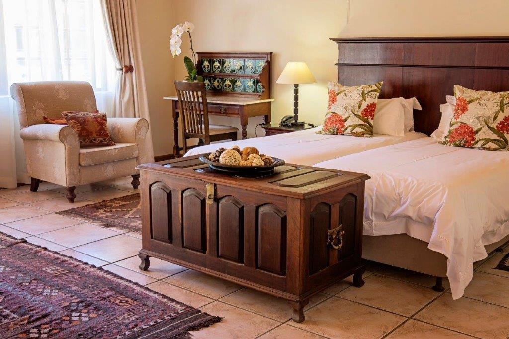 Oaktree Lodge Bedroom