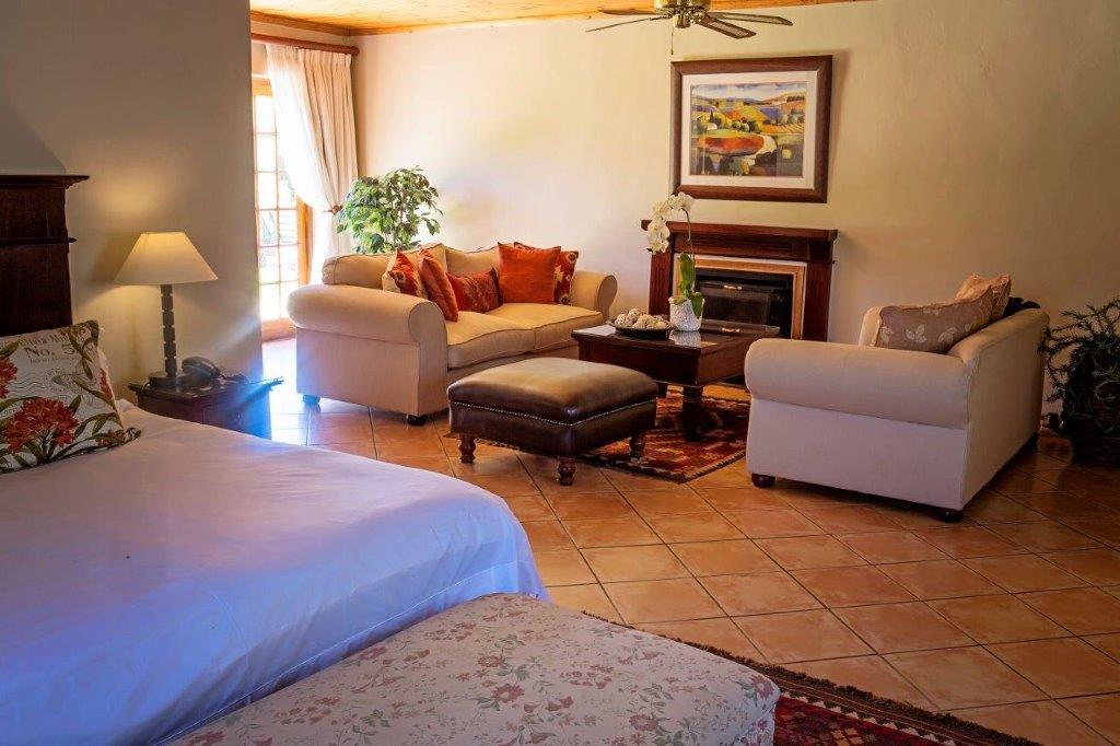 Oaktree Lodge Garden Suite