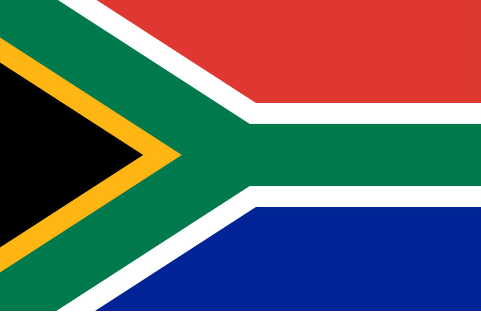 South Afrian Flag