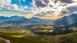 Western Cape Sun Rays
