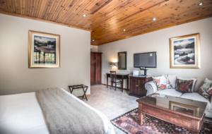 Garden Room Oak Tree Lodge