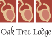 Oak Tree Lodge transparent logo